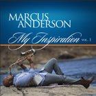 MARCUS ANDERSON My Inspiration vol.1 album cover
