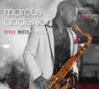 MARCUS ANDERSON Style Meets Substance album cover