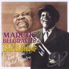 MARCUS BELGRAVE Tribute to Louis Armstrong album cover