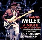 MARCUS MILLER A Night in Monte Carlo album cover