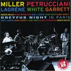 MARCUS MILLER Dreyfus Night In Paris (with Petrucciani, Lagrene, White, Garrett) album cover