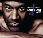 MARCUS MILLER Laid Black album cover