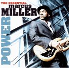 MARCUS MILLER Power: The Essential of Marcus Miller album cover