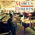 MARCUS ROBERTS If I Could Be With You album cover