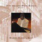 MARCUS ROBERTS New Orleans Meets Harlem, Vol. I album cover