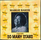 MARGIE BAKER Sings with so Many Stars album cover