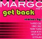 MARGO REY Get Back album cover