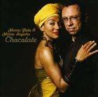 MARIA JOÃO Chocolate (with Mário Laginha) album cover