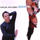 MARIA JOÃO Chorinho Feliz album cover