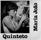 MARIA JOÃO Quinteto Maria João album cover