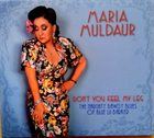 MARIA MULDAUR Don't You Feel My Leg: The Naughty Bawdy Blues Of Blue Lu Barker album cover