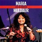 MARIA MULDAUR Live In Concert album cover