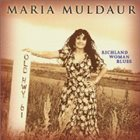 MARIA MULDAUR Richland Woman Blues album cover