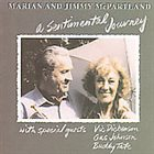 MARIAN MCPARTLAND A Sentimental Journey (with  Jimmy McPartland) album cover
