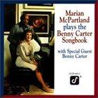 MARIAN MCPARTLAND Marian McPartland Plays the Benny Carter Songbook album cover