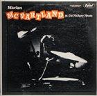 MARIAN MCPARTLAND Marian McPartland's Hickory House Trio album cover