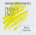 MARIAN MCPARTLAND Marian McPartland's Piano Jazz (feat. Dick Hyman) album cover