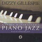 MARIAN MCPARTLAND Piano Jazz with Dizzy Gillespie album cover