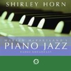 MARIAN MCPARTLAND Piano Jazz With Guest Star Shirley Horn album cover