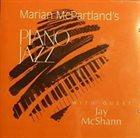 MARIAN MCPARTLAND Piano Jazz With Jay McShann album cover