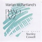 MARIAN MCPARTLAND Piano Jazz with Stanley Cowell album cover