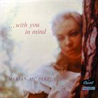 MARIAN MCPARTLAND With You In Mind album cover