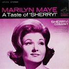 MARILYN MAYE A Taste of Sherry album cover