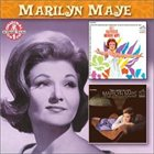 MARILYN MAYE Meet Marvelous Marilyn Maye / The Lamp Is Low album cover