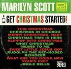 MARILYN SCOTT Get Christmas Started! album cover