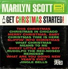 MARILYN SCOTT Get Christmas Started! album cover