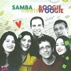 MARIO ADNET Samba Meets Boogie Woogie album cover