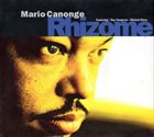 MARIO CANONGE Rhizome album cover
