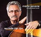 MARIO PAVONE Arc Suite T/Pi T/Po album cover