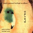 MARIO PAVONE Op-Ed album cover