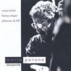 MARIO PAVONE Sharpeville album cover