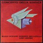 MARIO SCHIANO Concerto della Statale album cover