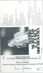 MARIO SCHIANO E La Sua Orchestra album cover