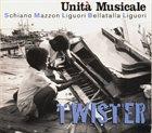 MARIO SCHIANO Unità Musicale : Twister album cover