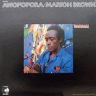 MARION BROWN Awofofora (Vista Series No. 1) album cover