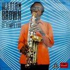 MARION BROWN Le temps Fou (OST) album cover