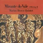 MARION BROWN Mirante Do Vale ~ Offering II album cover