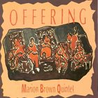 MARION BROWN Offering album cover