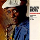 MARION BROWN Passion Flower album cover
