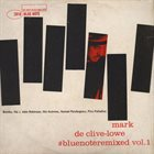MARK DE CLIVE-LOWE #Bluenoteremixed Vol 1 album cover