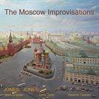 MARK DRESSER Jones Jones - The Moscow Improvisations album cover