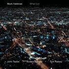 MARK FELDMAN What Exit album cover
