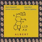 MARK NAUSEEF Albert album cover