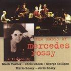 MARK TURNER The Music of Mercedes Rossy album cover