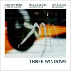 MARK WINGFIELD Three Windows album cover
