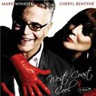 MARK WINKLER West Coast Cool (with Cheryl Bentyne) album cover